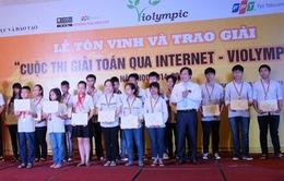 Vinh danh gần 2.000 học sinh giỏi toán đoạt giải cuộc thi Violympic