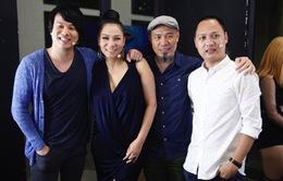 """Trở lại Vietnam Idol, Thu Minh """"gọn gàng"""" sau khi sinh"""