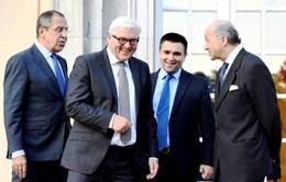 Ngoại trưởng 4 nước thảo luận về tình hình Ukraine