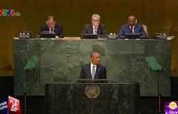 Các nhà lãnh đạo thế giới vẫn bất đồng về vấn đề Syria