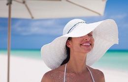 Cách làm dịu da cháy nắng trong kỳ nghỉ lễ