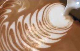 Ripple Maker: Biến tách cà phê thành tác phẩm nghệ thuật