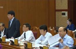 Ban Chỉ đạo cải cách tư pháp Trung ương họp phiên 24