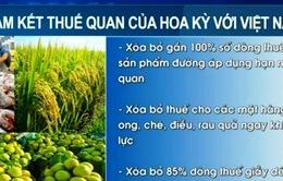11 nước cam kết xóa bỏ thuế nhập khẩu với hàng hóa Việt Nam