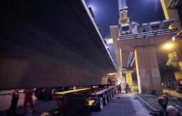 Hà Nội cấm ô tô tại nhiều tuyến để làm đường sắt trên cao
