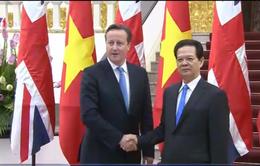 Chính phủ Anh mong muốn thúc đẩy quan hệ hợp tác mọi mặt với Việt Nam