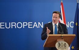 4 yêu cầu cải cách của Thủ tướng Cameron giữ Anh ở lại Liên minh châu Âu