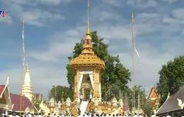 Campuchia tổ chức Lễ hỏa táng cố Chủ tịch Thượng viện Chea Sim