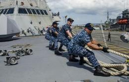 Hải quân Mỹ - Campuchia tập trận chung lần thứ 6