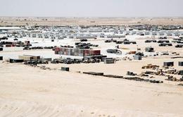 IS tấn công căn cứ không quân của Mỹ ở Iraq