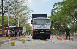 TP.HCM: Bắt hơn 4.000 xe quá tải sau một tháng thí điểm cân tự động
