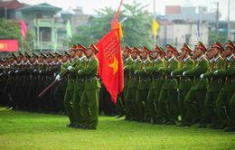 Nhiều hoạt động kỷ niệm ngày truyền thống Công an nhân dân