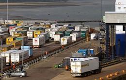 Container nhốt người di cư trái phép tại Anh