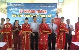 Phú Yên: Khánh thành cảng cá Phú Lạc