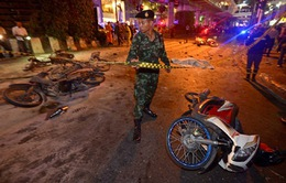 Vụ đánh bom ở Bangkok: 1 nghi phạm thừa nhận trao balo chứa bom cho kẻ tấn công