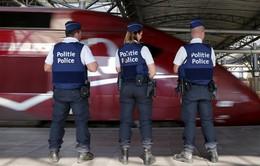 Bỉ tăng cường an ninh trên các chuyến tàu quốc tế