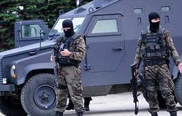 Thổ Nhĩ Kỳ bắt giữ 2 phần tử tình nghi âm mưu đánh bom dịp năm mới