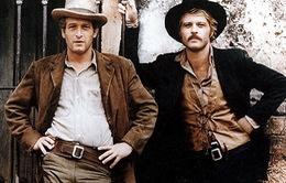 """Phim cuối tuần """"Butch Cassidy and The Sundance Kid"""" (21h35, VTV1)"""