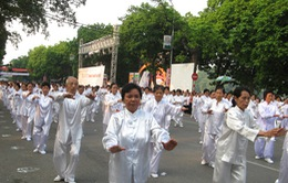 Phát động Tháng hành động vì người cao tuổi Việt Nam 2015