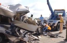 Gia tăng tai nạn trên cao tốc TP.HCM - Trung Lương