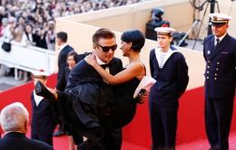 """Những cặp đôi """"ồn ào"""" trên thảm đỏ LHP Cannes"""