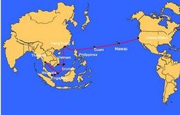 Cáp quang AAG nối Internet Việt Nam đi quốc tế lại đứt