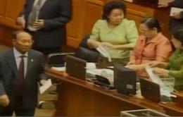 Quốc hội Campuchia thông qua dự Luật Hội và Tổ chức phi Chính phủ