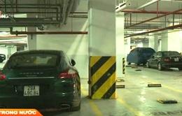 Bán chỗ để xe ô tô tại chung cư: Nhiều ý kiến trái chiều