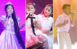 Khó dự đoán Quán quân Giọng hát Việt nhí 2015