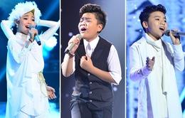 CK Giọng hát Việt nhí 2015: Ngôi vị quán quân sẽ gọi tên ai?