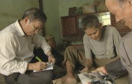 Phim tài liệu: Người quay phim trên núi Đăk Sao (20h10, VTV1)