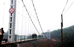 Công bố 295 cầu treo dân sinh cần xây dựng giai đoạn 2