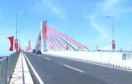 Ninh Thuận: Khánh thành cầu dây văng An Đông