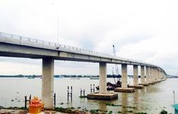 Hôm nay (29/8), thông xe cầu Mỹ Lợi nối Long An - Tiền Giang