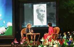 """Cầu truyền hình """"Hoài bão Hồ Chí Minh"""": Sống động những ký ức về Bác Hồ"""