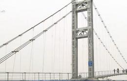 WB tài trợ 250 triệu USD xây 2.500 cầu treo dân sinh