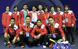 Sudirman Cup 2015: Thắng dễ CH Czech, Việt Nam thăng hạng nhóm II