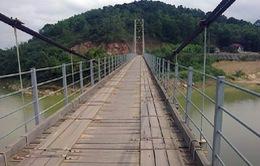 Xã hội hóa xây dựng cầu treo dân sinh