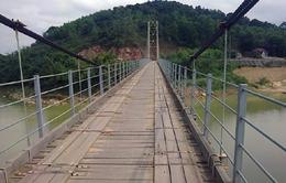 Gian nan hành trình xây dựng những cây cầu treo