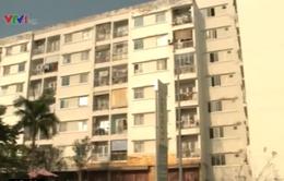 Đà Nẵng: Chung cư cho người thu nhập thấp xuống cấp