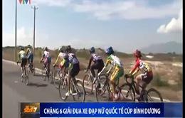 Kết quả chặng 6 - Giải đua xe đạp nữ quốc tế Bình Dương