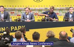 CHÍNH THỨC: Jurgen Klopp chia tay Dortmund, bỏ ngỏ cơ hội về Man City