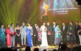 Đài THVN giành Cánh diều Bạc tại Lễ trao Giải Cánh diều 2014