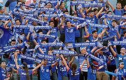 CĐV Than Quảng Ninh háo hức chờ đợi V.League 2015 trở lại