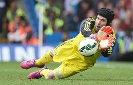Cech sắp phá kỷ lục ở Premier League và Champions League