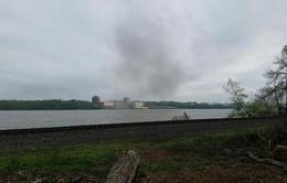 Nhà máy điện hạt nhân Indian Point tạmngừng hoạt động