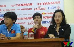 U23 Việt Nam chỉ còn 16 cầu thủ lành lặn trước trận gặp Cerezo Osaka