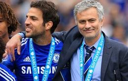 Fabregas: Không có chuyện Chelsea đá kém để 'đuổi' HLV Mourinho