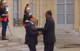 Tổng thống Cộng hòa Sát (Chad) công du Pháp