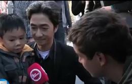 Lời tâm sự cảm động của người cha sau vụ khủng bố tại Paris